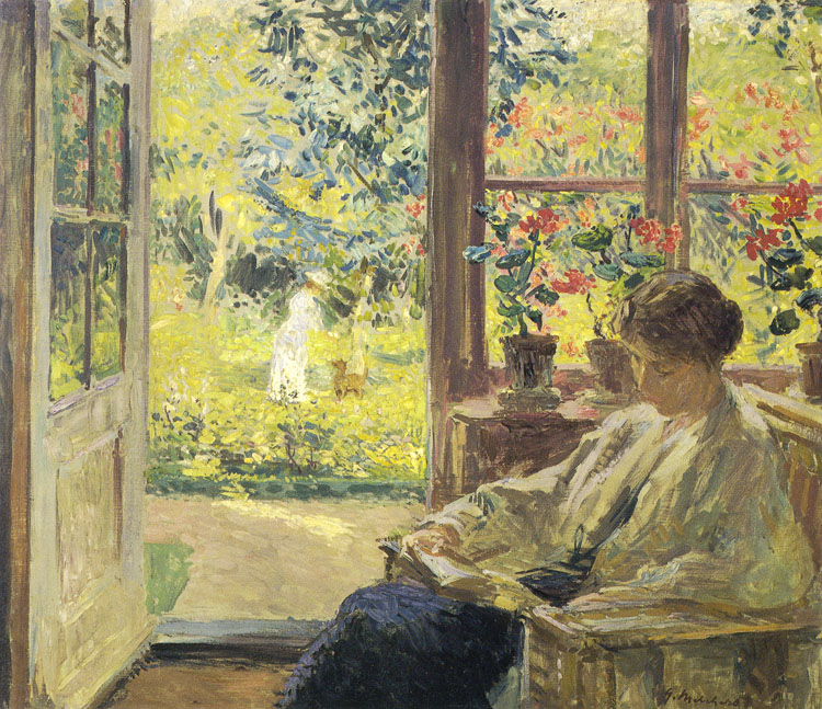 Melchers_Woman Reading by a Window.jpg